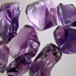 Rough African Amethyst
