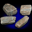 Rough Chiastolite Crystals