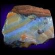 Precious Opal on Matrix