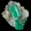 Large Colombian Emerald Crystal