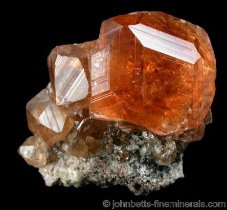 Hessonite Garnet - Gemstone Image