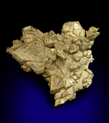 Crystallized Gold