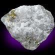 Gold and Pyrite in Quartz