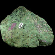 Rough Green Zoisite