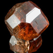 Orange Grossular Garnet (Hessonite)