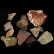 Group of Jasper Pieces