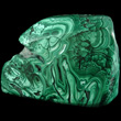 Polished Bright Malachite Specimen