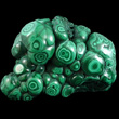 Polished Botryoidal Malachite