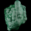Botryoidal Malachite Growths