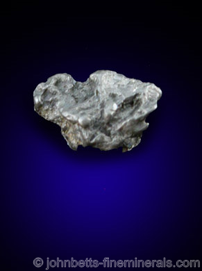 Alaska >> Rough Platinum Mass - Gemstone Image