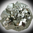 Pyrite Crystal Grouping