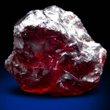 Transparent Rough Rhodolite