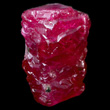 Blood Red Ruby Crystal