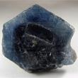 Dark Blue Sapphire Crystal
