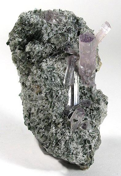 Purple Scapolite in Matrix from Badakhshan Province, Afghanistan