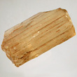 Golden-Yellow Scapolite Crystal