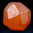 Orange Spessartite Crystal
