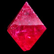 Octahedral Spinel Crystal