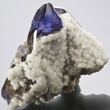 Rare Matrix Tanzanite