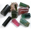 Assorted Tourmaline Colors