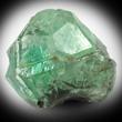 Mint-green Trapezohedral Tsavorite