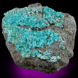 Rare Turquoise Crystals