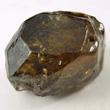 Yellow-Brown Zircon Crystal
