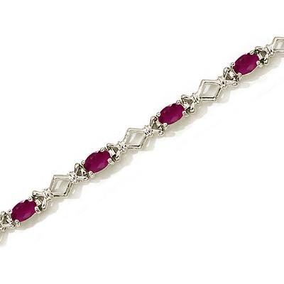 gold ruby bracelets images