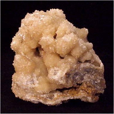Botryoidal Grouping of Calcite