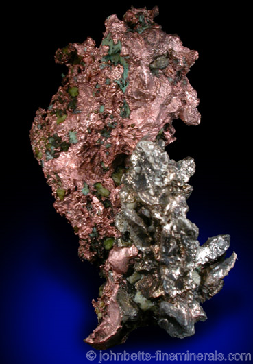 Halfbreed of Silver and Copper