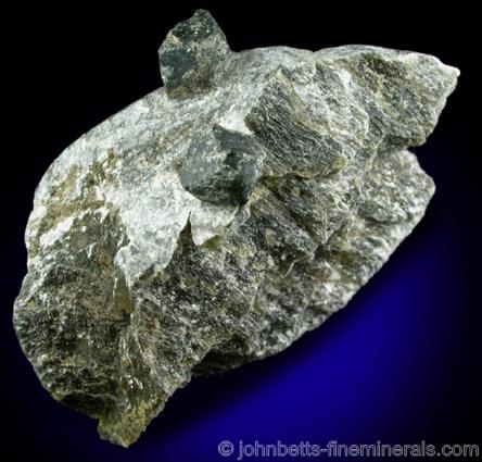 Gahnite crystals
