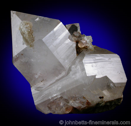 Well Formed Quartz Crystals