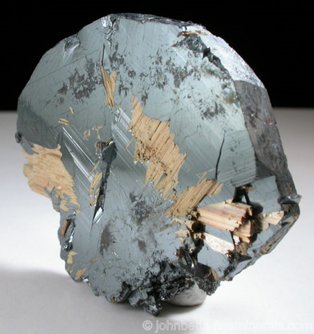 Hematite and Rutile