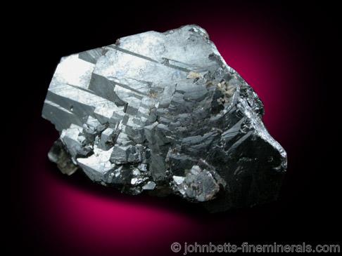 Flattened Hematite Crystal