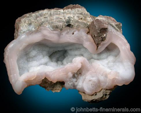 Multicolored Chalcedony Nodule