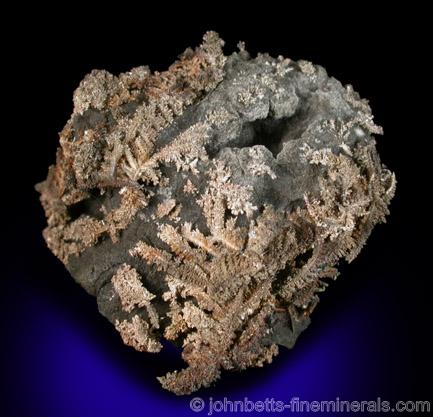 Silver in Arsenic