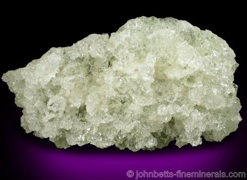 Pale Green Hyalite Opal