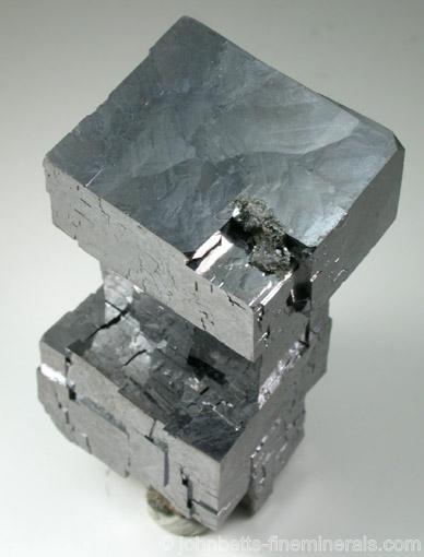 Galena Cube Intergrowths