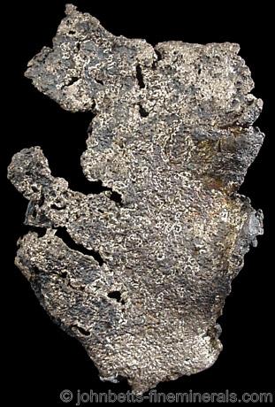 Silver Leaf Formation