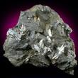 Arsenopyrite Crystal Plate