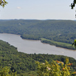 Hudson River at Bear Mountain