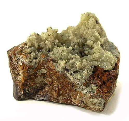 Richly Colored Iodargyrite