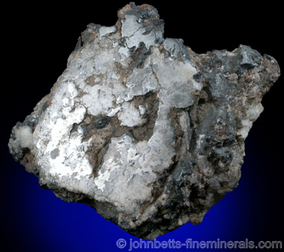 Acanthite Vein Formation