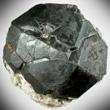 Complex Dark Almandine Crystal
