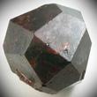 Trapezohedral Almandine Crystal