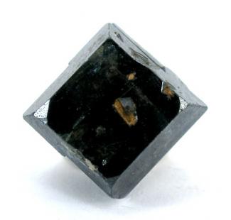 Flattened Tabular Anatase Crystal