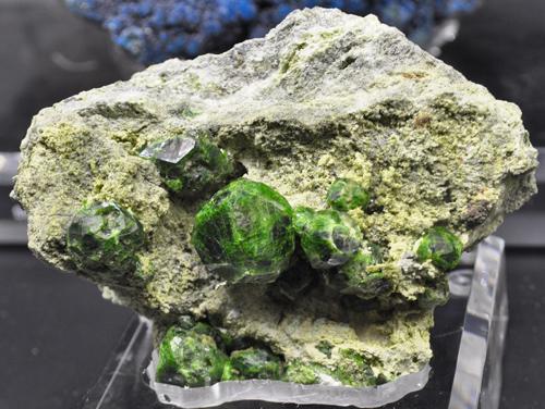 Deep Green Andradite Garnet