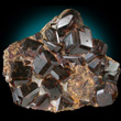 Andradite Crystal Plate