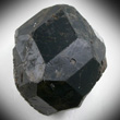 Complex Melanite Crystal