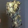 Annabergite Crystal Mass